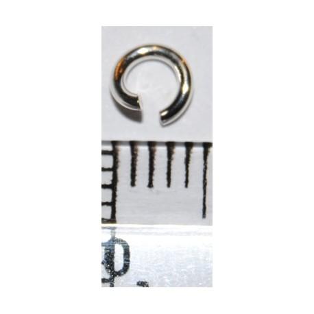 Anilla redonda abierta 5,9 mm(30 unidades)