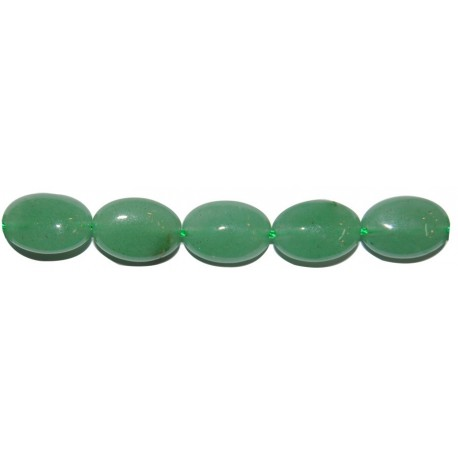 Avent. verde oval 8*!0 mm.