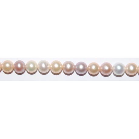 Surtido de Perlas esféricas 8-9 mm.