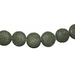Lava Verde disco 20 mm.