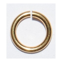 Anilla redonda abierta G. 3,7 mm.(50)