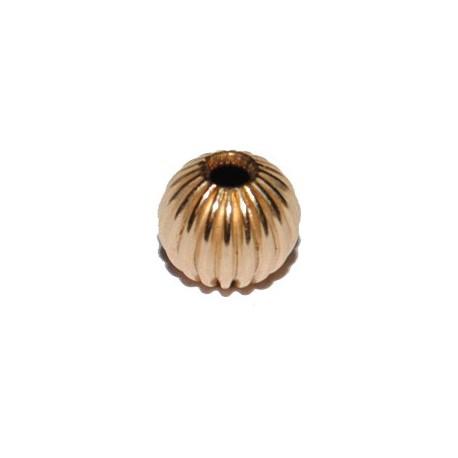 Bola rayada G. 2 mm.(30 bolas)