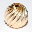 Bola gallonada rayada GF. 8 mm(4 bolas)