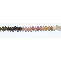 Turmalina abacus 5*3 mm.