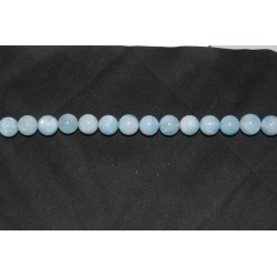 Aguamarina bola 8 mm(Alta calidad)