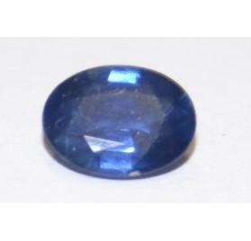 Zafiro Oval Facetado 7*5 mm ( Alta Calidad)
