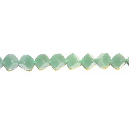 Aventurina Verde dado 10 mm