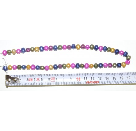 Perla Multicolor patata 6-7 mm.