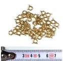 Reasa Gold Filled 6 MM B (50 uds.)