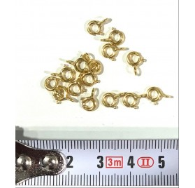 Reasa Gold Filled 5 mm. (15 uds.)
