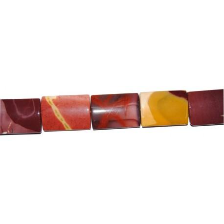 Mokaita rectángulo 15*20 mm
