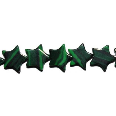 Mal. reconstituida estrella 6 mm.
