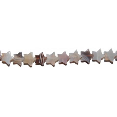 Botswana estrella 8 mm.